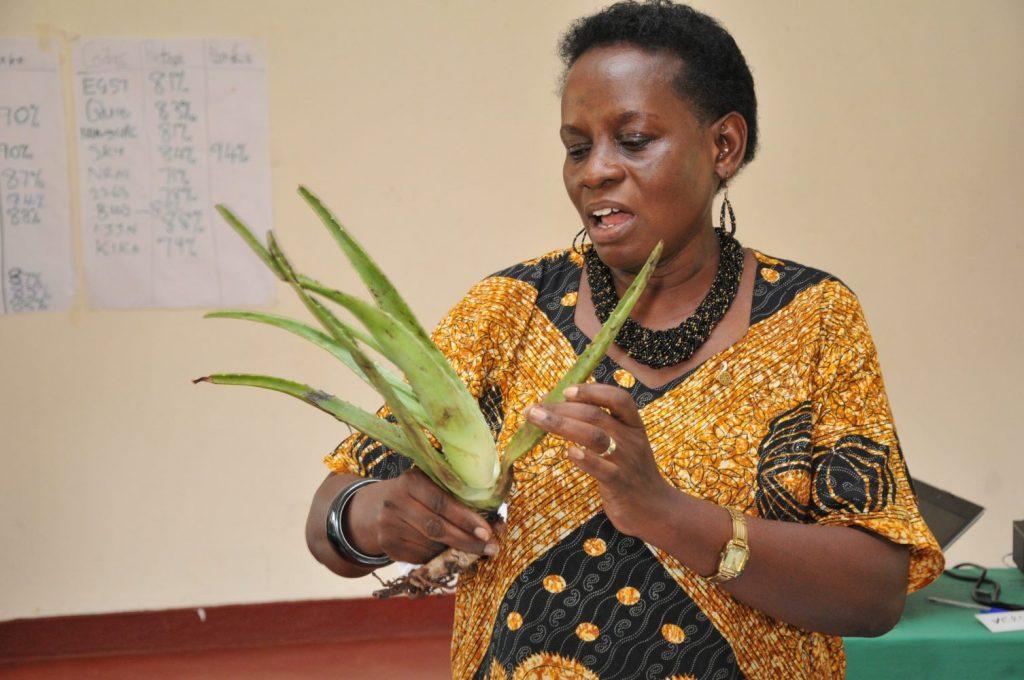 Dr. Grace Nambatya Kyeyune