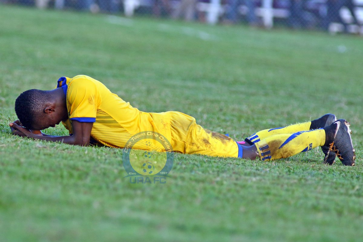 URA FC has now dropped five points in their first three games. (PHOTO/URA FC)