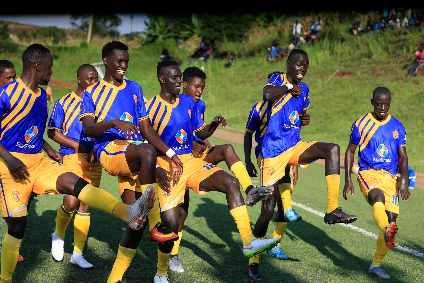 KCCA FC are now 5th on the league log. (PHOTO/File)