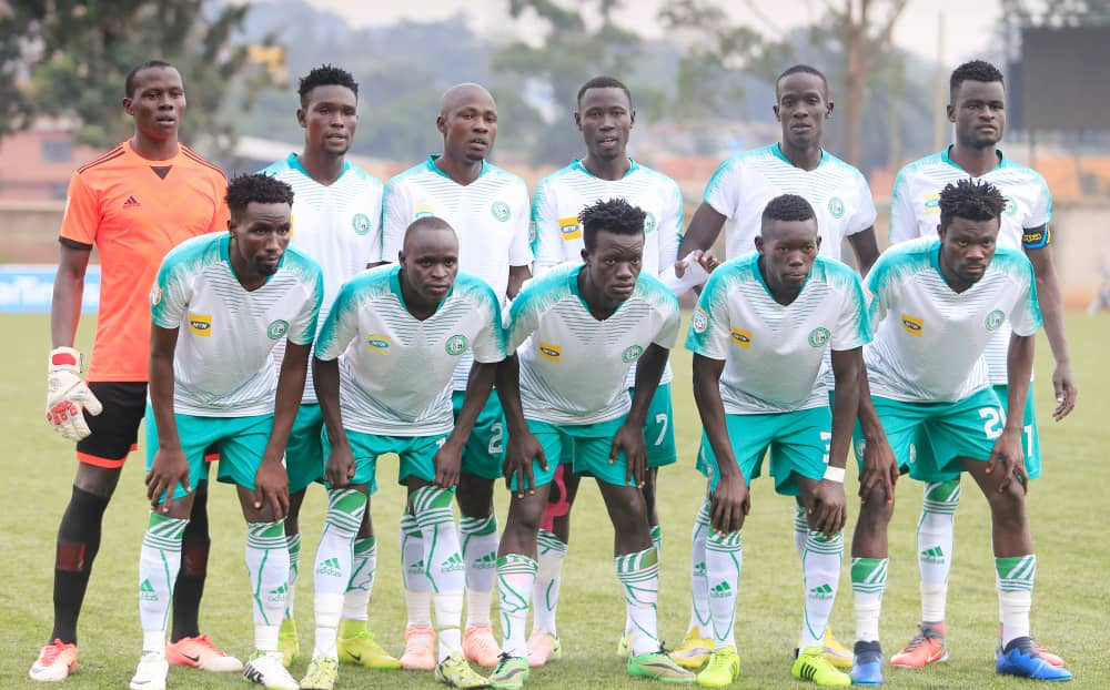 Onduparaka now have 27 points from 17 games. (PHOTO/FILE)