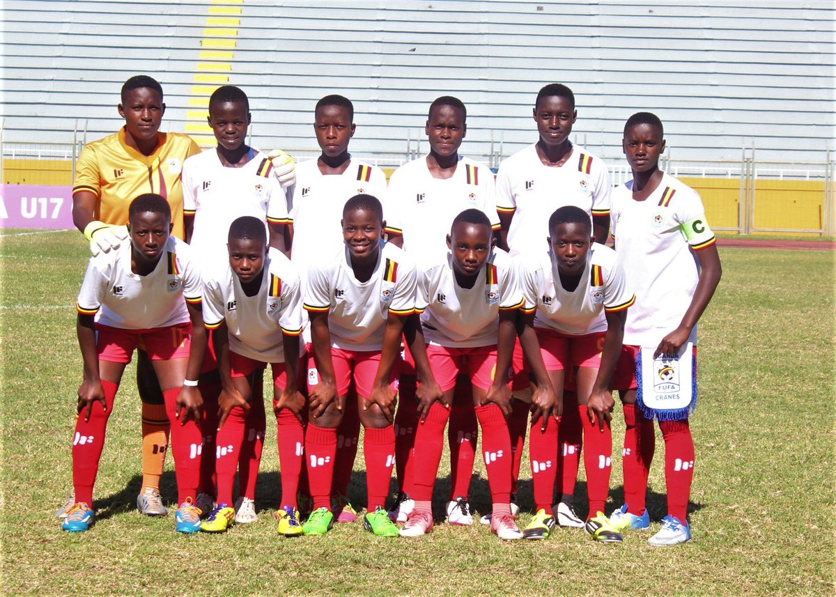 Uganda defeated Botswana 12-0 to reach the final.
