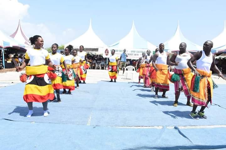 UPDF under AMISOM participated in Ugandan Cultural gala in Somalia. (PHOTO/Courtesy)