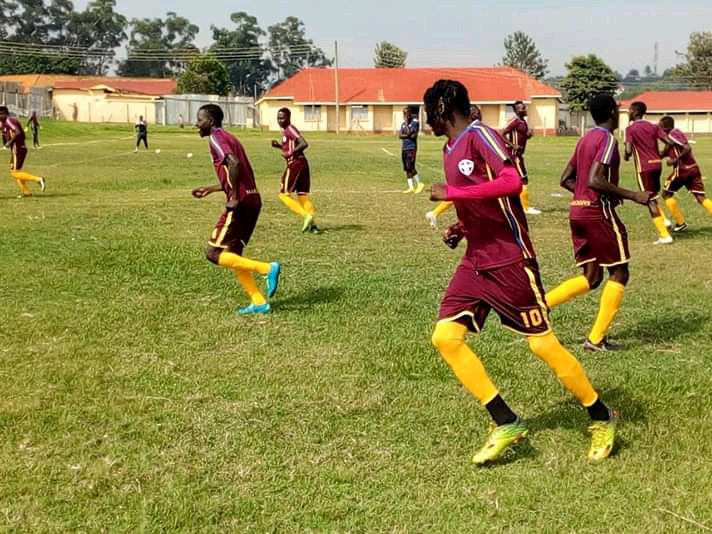 Maroons FC lost their last league encounter away to BUL FC. (PHOTO/File)