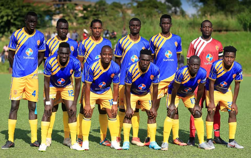 KCCA defeated Onduparaka FC in their last game.