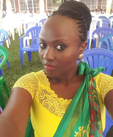 Commissioner Deborah Nabukenya
