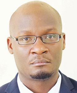 UNBS Head of Public Relations, Godwin Bonge Muhwezi,