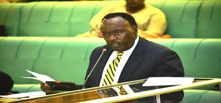 Hon. Fred Mwesigye