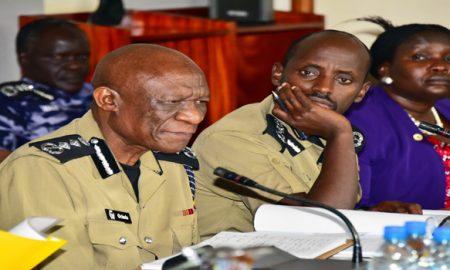 Deputy Inspector General of Police, Sabiiti Muzeeyi