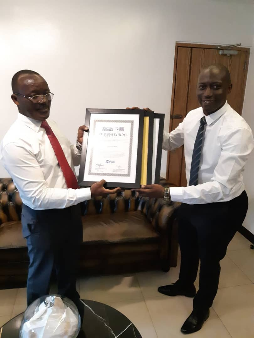 While receiving the awards, Dr. Silver said that the awards exhibit a continuous vote of confidence from the utility customers, stakeholders and members of the public who recognize the corporation's tireless efforts towards service delivery. (PHOTO/Courtesy)