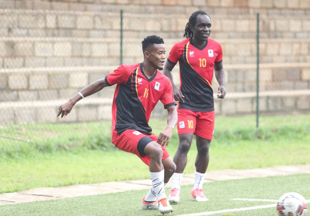 The Uganda Cranes have not won in Burundi since 2007. (PHOTOS/File)