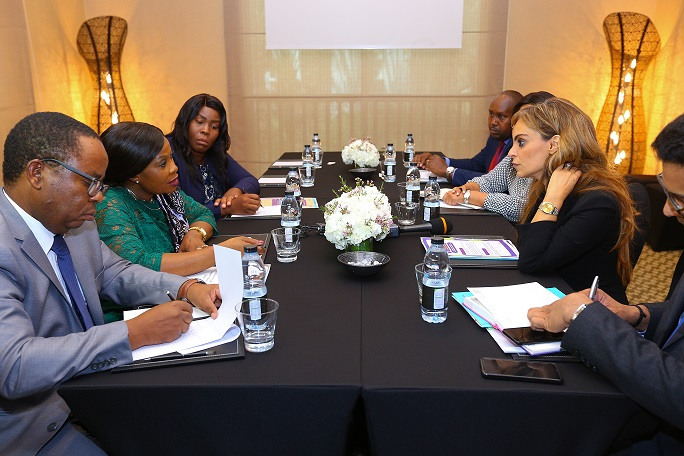 The Merck Health Media Training program focused on the international standards and media ethics for reporting sensitive issues like infertility in Africa