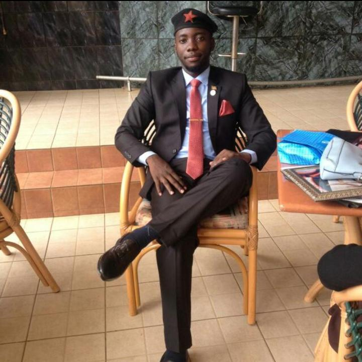 Kyambogo Guild President Jonathan Tundulu has a been impeached. (PHOTO/File)