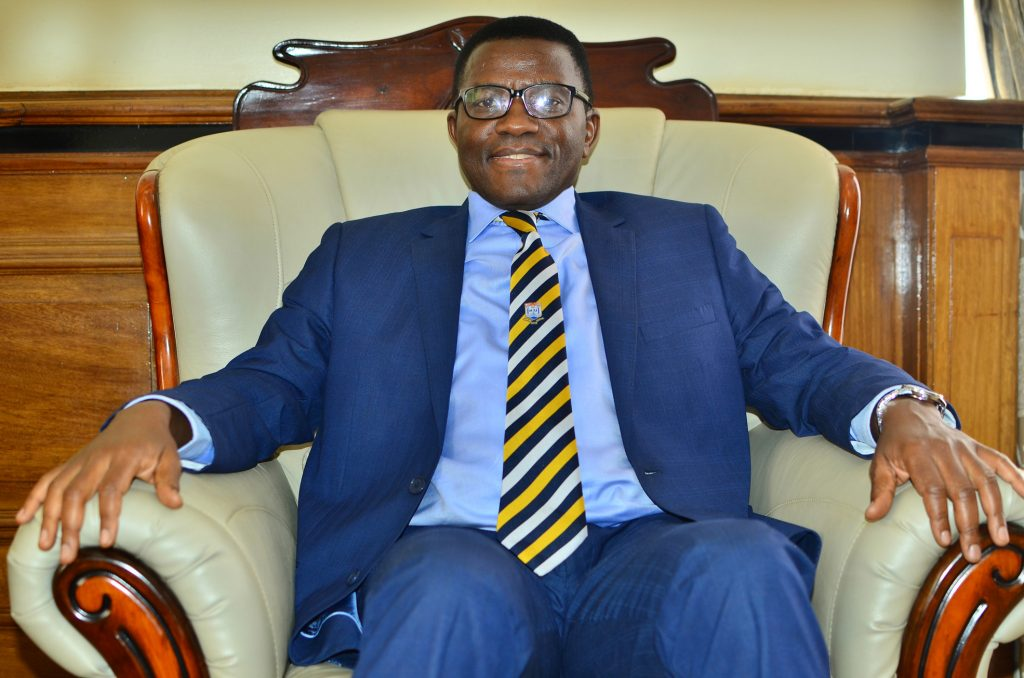 Buganda Kingdom Premier Charles Peter Mayiga (PHOTO/Courtesy).
