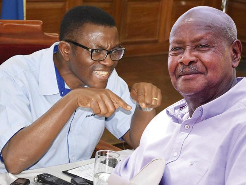 Museveni-mayiga
