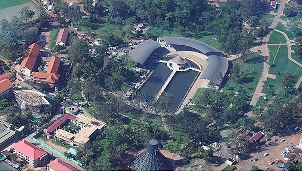 Namugongo Martyrs Shrine