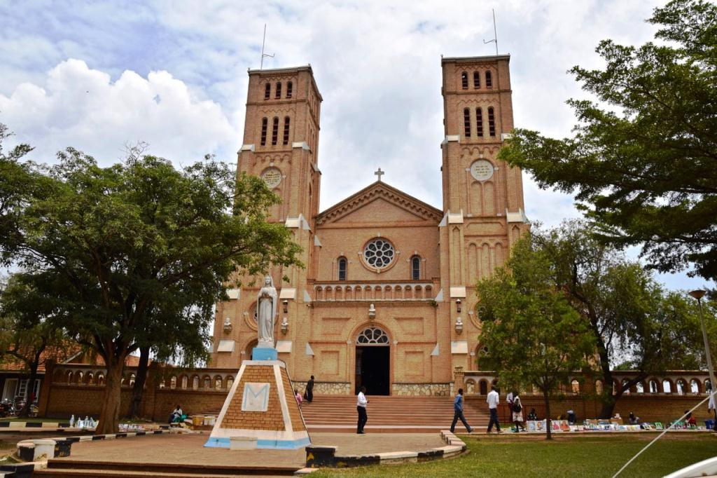 Man shot dead over attempted robbery at Rubaga Cathedral