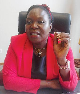 Ruth Nankabirwa