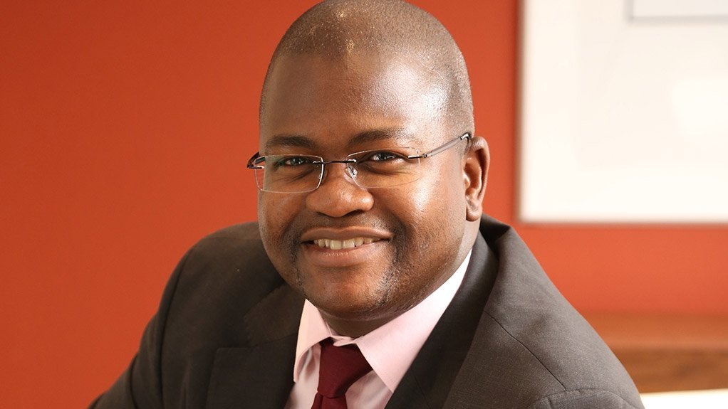 Sandile Hlophe, EY Africa Government & Public Sector Leader