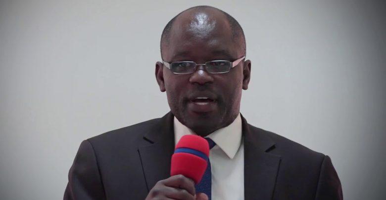 Mr Ivan Asiimwe, the Secretary General of Uganda Co-operative Alliance