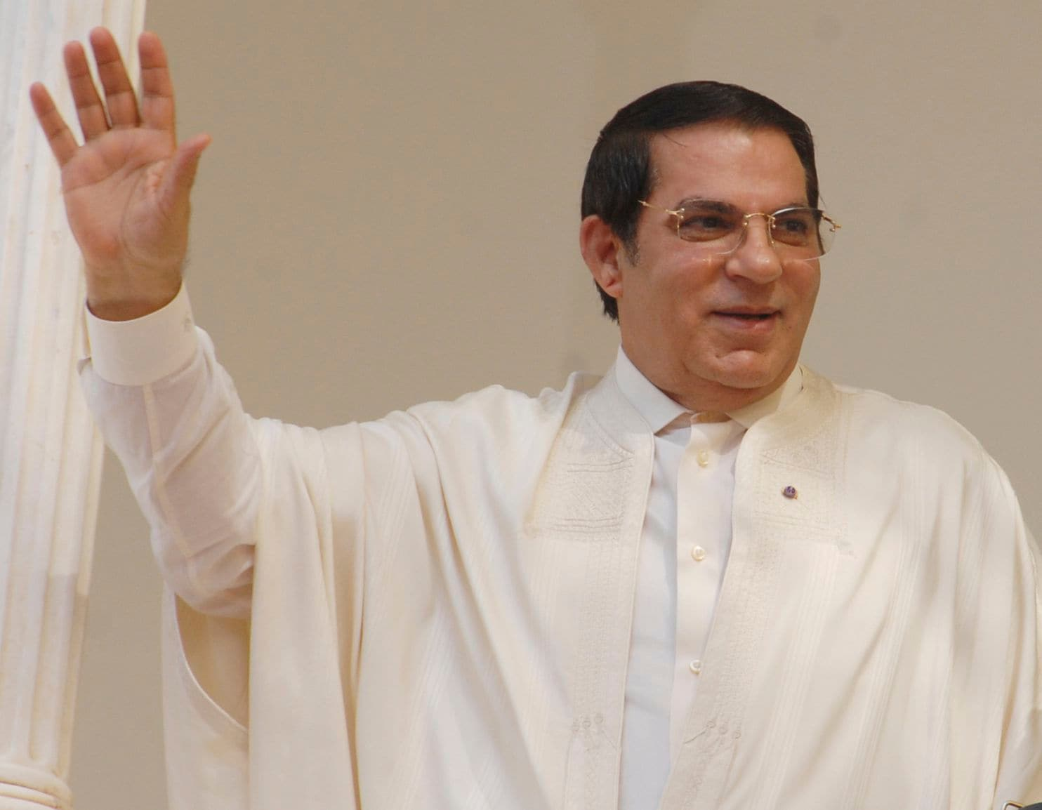 Tunisian autocrat Ben Ali dies