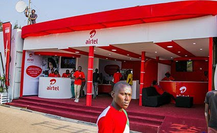 Airtel Africa announces partnership with Ecobank Group to allow Airtel Money customers to improve their access to mobile financial services. (PHOTO/File)
