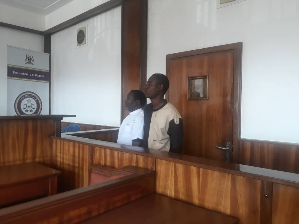 Kasubi zone 4  vice-chairperson Jackson  Ssewanyana aka Uncle mane and his defence secretary Benson Ssenyonga remanded to Luzira prison on charges of unlawfully killing Tumusiime Siraje Hakim