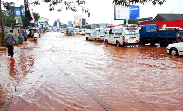 Uganda is set to be battered by more than a month's rain today – with dozens of flood alerts and severe weather warnings in place. (PHOTO/File)