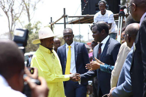 President Museveni will be guest of honour at Pastor Senyonga' Church on Friday. (PHOTO/File)
