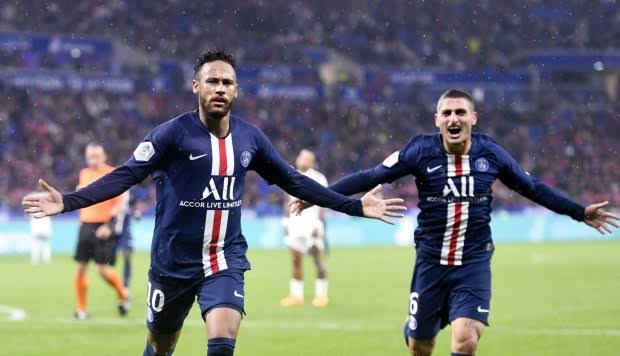PSG currently holds a two-point lead at the top of Ligue One. (PHOTO/Courtesy)