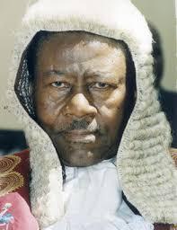 Late Justice Alfred Karokora