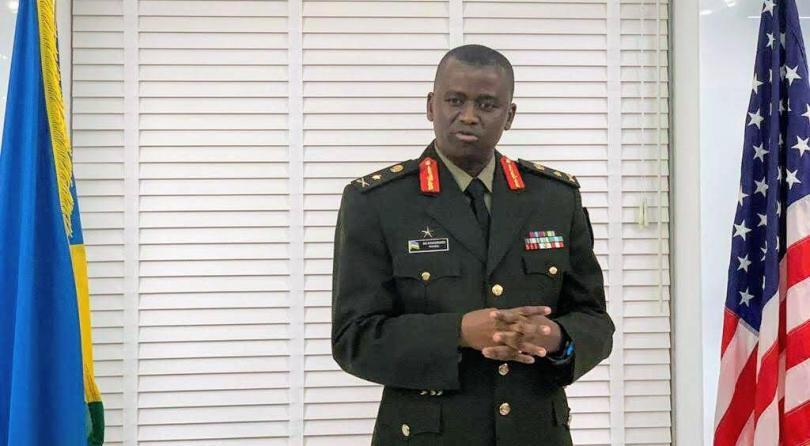 Brig-Gen Vincent Nyakarundi
