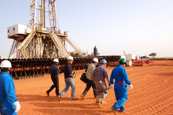 Total E&P has reportedly suspended oil exploration activities in Uganda. (PHOTO/File)