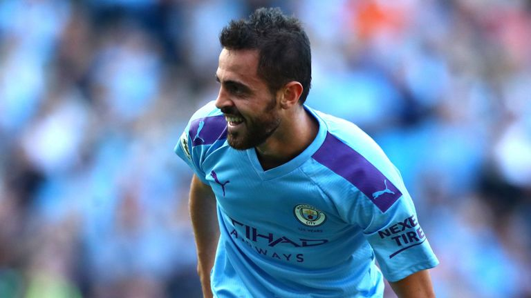 Bernardo Silva netted a hat trick this past weekend. (PHOTO/Courtesy)