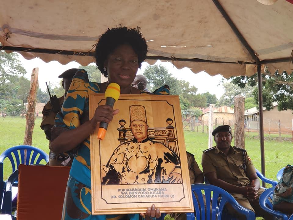 Speaker of Parliament Rebecca Kadaga