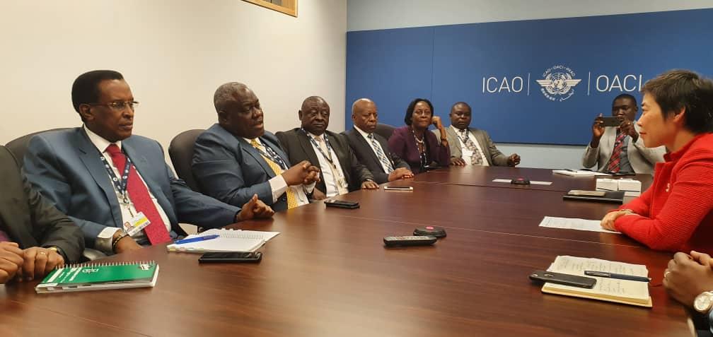International Civil Aviation Organisation (ICAO) General Assembly
