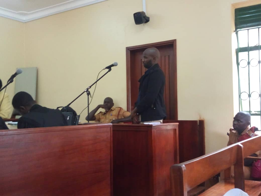 DPC Katwe Police Station, SP Frantile Rwamusayi has been summoned to explain how he arrested Godfrey Wamala aka Troy ;  the man on trial for the murder of late Singer Moses Ssekibogo aka Mowzey Radio. (PHOTO/File)