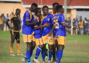 KCCA FC are currently 7th on the UPL log. (PHOTO/File)