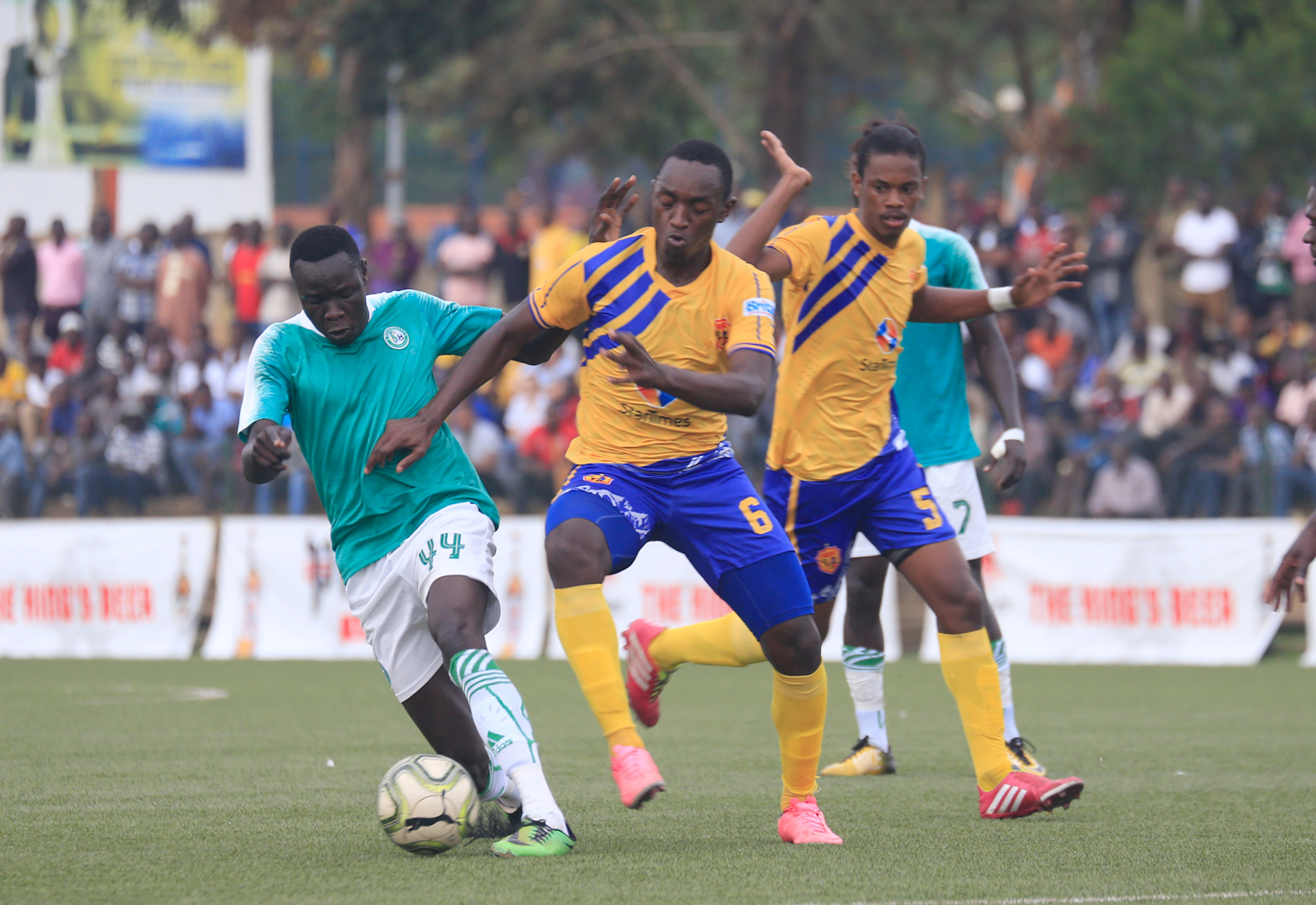 KCCA FC have won four of their six meetings with Onduparaka including all three at home. (PHOTO/KCCA FC)
