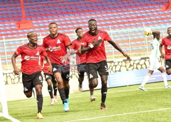 Vipers SC lead the UPL by 5 points. (PHOTO/File)