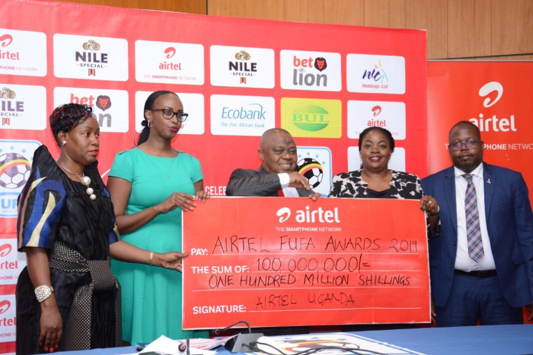 Airtel has invested UGX 100m in this year's awards. (PHOTOS/Courtesy)