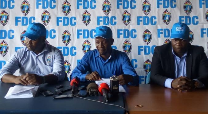 FDC spokesman Ibrahim Ssemujju Nganda has trolled Museveni over massive spending (PHOTO/File)