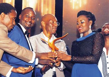 UCC Godfrey Mutabazi is a strong supporter of Uganda Film Festival. (PHOTO/File)