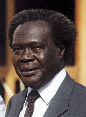 Dr. Milton Obote, was Ugandas First Prime Minister (PHOTO/File)