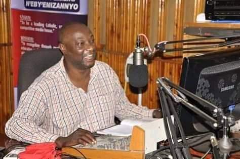 John Ssentongo, a popular radio host had died. (PHOTO/Courtesy)