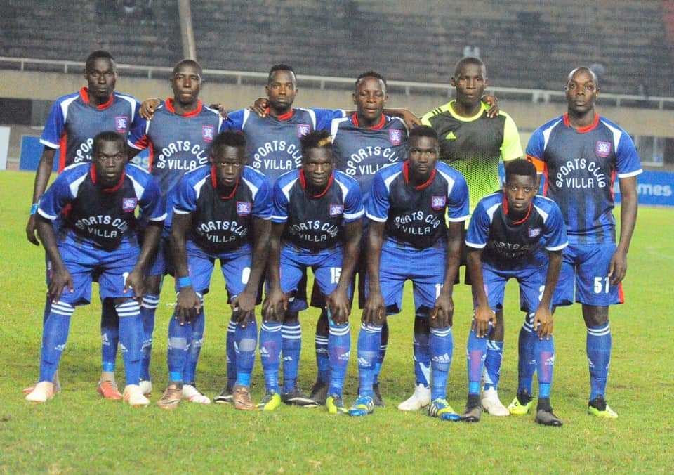 SC Villa have not lost in any of their last 8 games. (PHOTO/File)