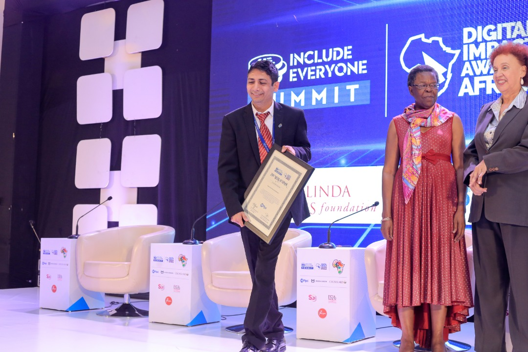 Nicknamed Kenya's Bill Gates by Forbes magazine, Kamal Budhabhatti is an unassuming Indian-Kenyan entrepreneur working unremittingly towards putting African software on the global map. (PHOTO/Courtesy)