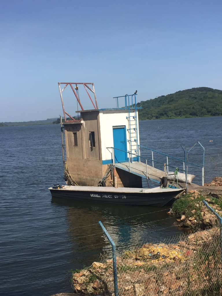The 1st Water intake point commissioned in 1931. This was the first water intake at Ggaba built by the colonial masters. (PHOTO/Courtesy)