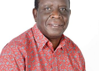 Mwambutsya Ndebesa is a History and Development Studies lecturer at Makerere University (PHOTO/Courtesy)