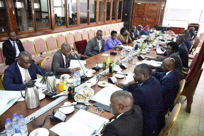 Justice Kibeedi Muzamiru Mutangula