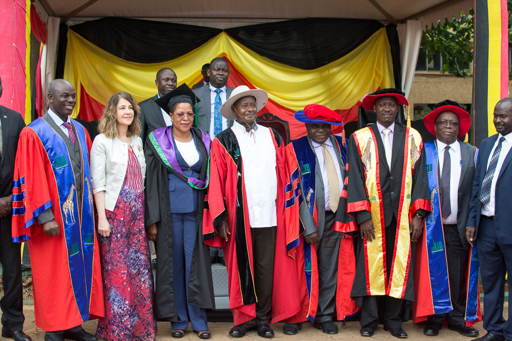 KIU's 18th Graduation Ceremony